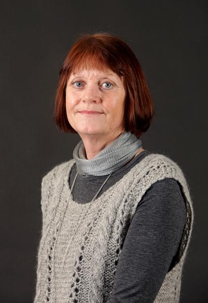 Randi Stensaker. Foto: Pål Andreassen
