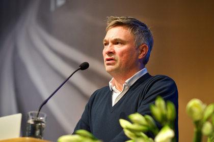 FAFO-forsker Bård Jordfald