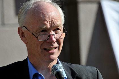Senterpartiets stortingsrepresentant Per Olaf Lundteigen