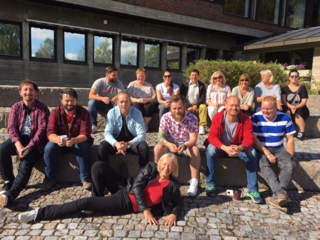 Siste kurs for Birgit