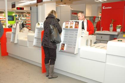 Postkontor Bogstadveien