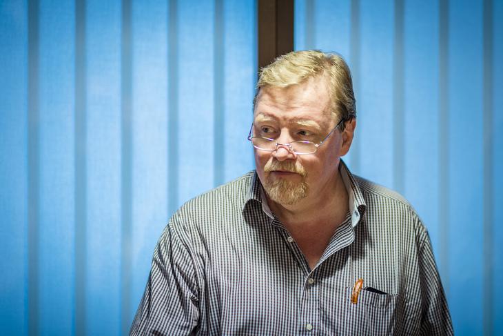 INNSPURT: LO Stats nestleder Eivind Gran er forhandlingsleder i meklingen.
