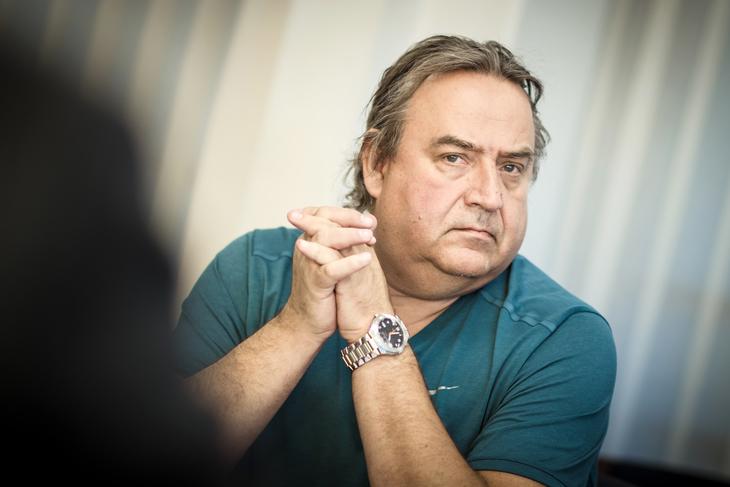 STREIK: - Vi aksepterer ikke dumping av lokførernes utdanning, sier Rolf Ringdal, forbundsleder i Norsk Lokomotivmannsforbund (NLF)