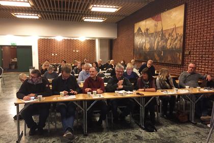 Kriminalpolitisk konferanse i Stavanger