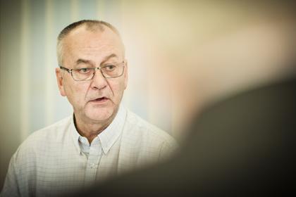- Vi har sikret forhandlingsrett på pensjon, konkluderer Øystein Gudbrands i LO Stat.