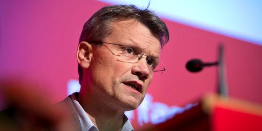 LO Stat-leder Egil Andre Aas