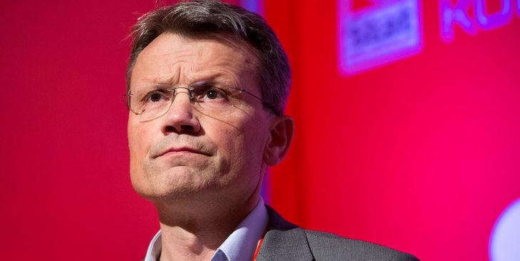 MER BYRÅKRATI: LO Stat-leder Egil André Aas mener vedtaket gjør ordningen dårligere for arbeidstakerne, og mer komplisert for alle som bruker satsene.