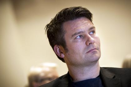 Roger Bjørnstad tar over for Stein Reegård fra 15. mars. Foto: Ole Palmstrøm