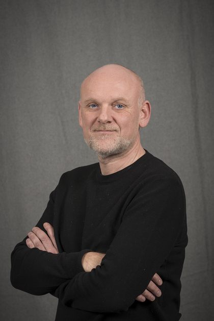 Stein Erik Syrstad, informasjonssjef i LO Stat