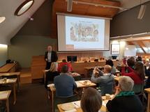 Dag Terje Andersen foreleser om Den norske modellen