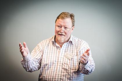 I MÅL: Eivind Gran, LO Stats forhandlingsleder, er i mål med flere store virksomheter i årets lønnsoppgjør i Spekter.