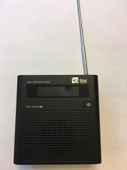 Følg oss på Facebook og vinn en radio!