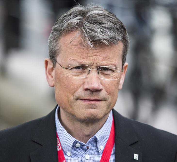 LO Stats leder, Egil André Aas
