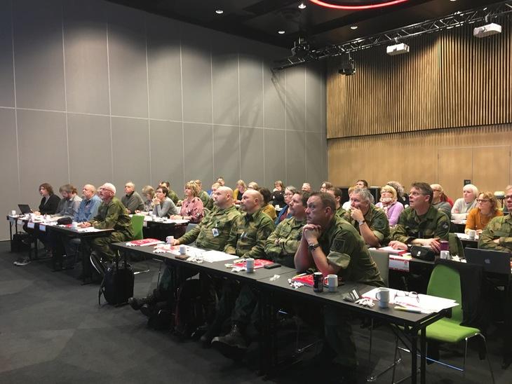 GODT OPPMØTE:47 deltakere var med på tariffkonferansen i Tromsø