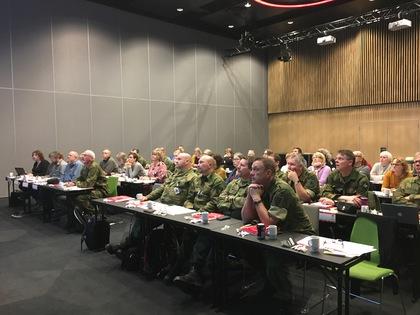 47 deltakere var med på tariffkonferansen i Tromsø