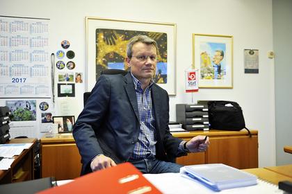 LO Stat-leder Egil André Aas