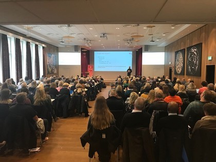 Fra pensjonskonferansen i Bergen