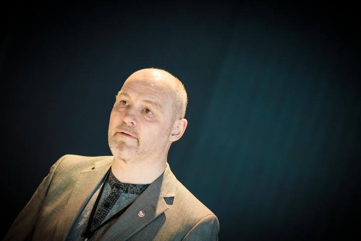 Dag-Einar Sivertsen, 2. nestleder i Norsk Transportarbeiderforbund.
