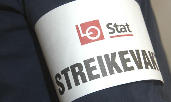 Streikevarsel