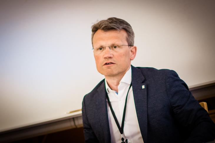 BRUDD: LO Stats leder Egil André Aas har brutt forhandlingene i staten.