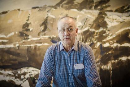 TIL MEKLING: Øystein Gudbrands, LO Stats forhandlingsleder.