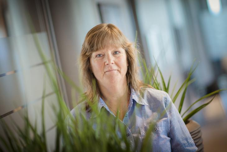 LUFTFARTEN TIL MEKLING: Lise Olsen, forhandlingsleder og nestleder i LO Stat skal i mekling med lønnsoppgjøret i Avinor.