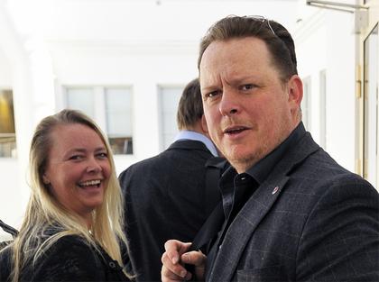 Vibecke Solhaug og Leif Helland kan bli nye LO Stat-sekretærer