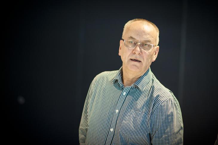 ENIGHET: NSB kom til enighet før helgen. I dag kom Flytoget på plass for Øystein Gudbrands, LO Stats forhandlingsleder.