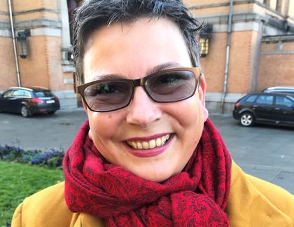 Ann-Kristin Moldjord, ny distriktssekretær for LO Stat i Nordland