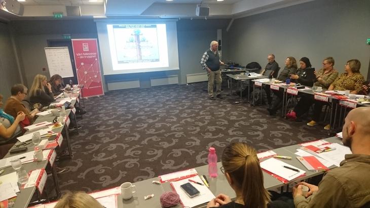 Rollen som tillitsvalgt - kurs i Kristiansand