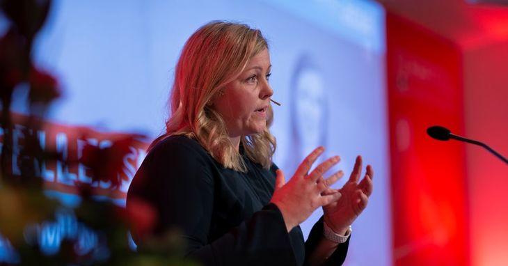 Ap-sekretær Kjersti Stenseng