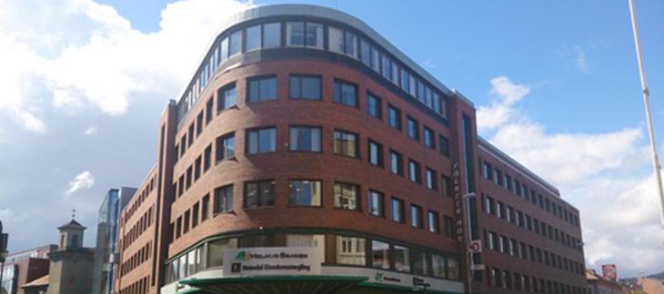 Folkets Hus Trondheim