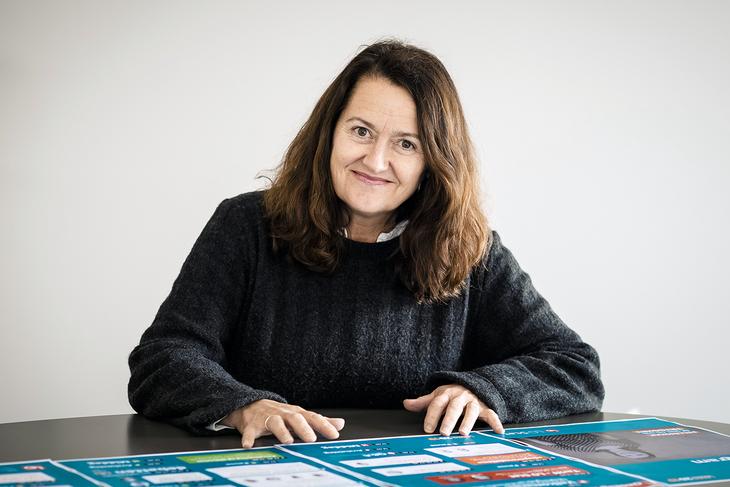 Sekretær Mona Fagerheim i LO Stat