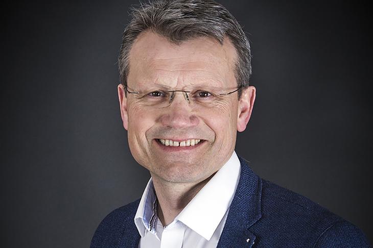 Egil André Aas, leder LO Stat