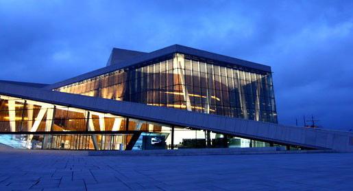 Operaen i Bjørvika, Oslo. Foto: Morten Hansen