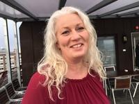 Merethe Engstrøm, distriktssekretær i Hordaland og Sogn og Fjordane