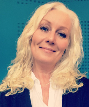 Distriktssekretær Merethe Engstrøm
