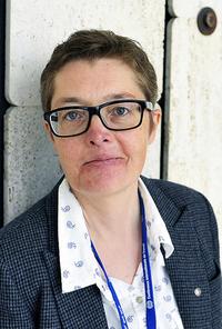 Renée Rasmussen, sekretær i LO Stat