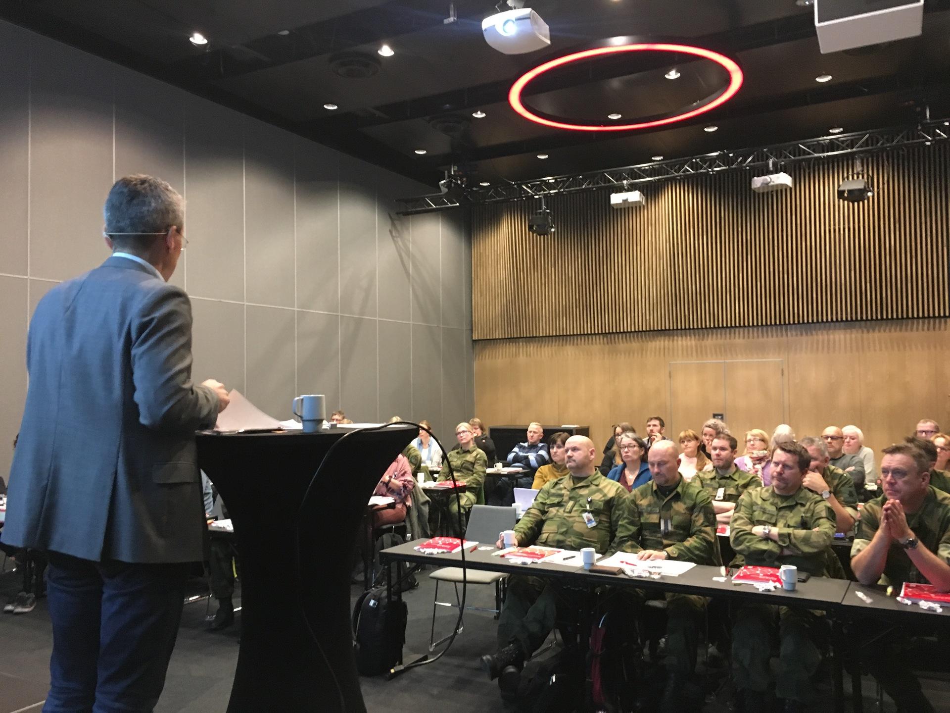 tariffkonferanse i Tromsø, oktober 2017