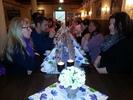 Middag etter en lang dag på Hamar. En stopp på Nebbenes før vi tar kvelden på Sørmarka. Foto Vidar Lorang Larsen