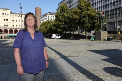 Nestleder Lise Olsen i LO Stat