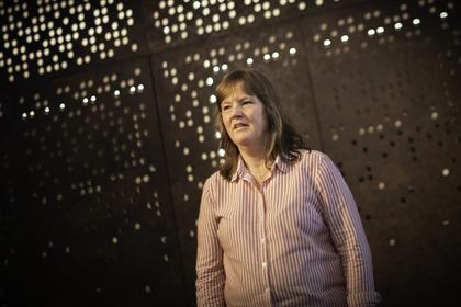 PAUSE: LO Stats nestleder og forhandlingsleder Lise Olsen.