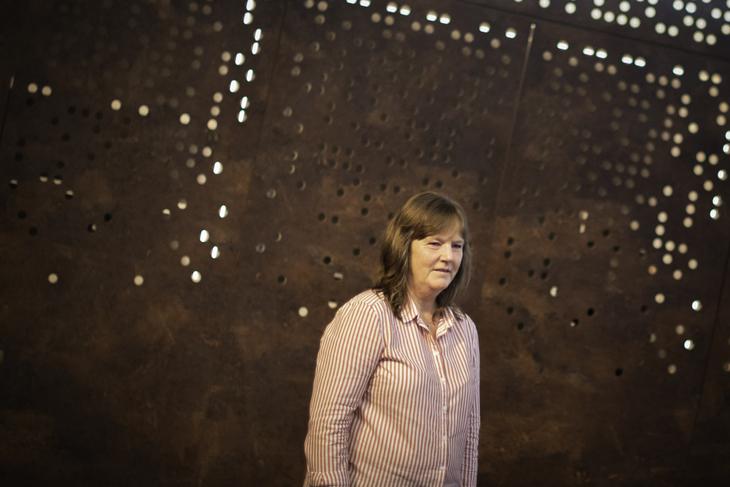 I MÅL: LO Stats nestleder Lise Olsen har ledet forhandlingene i det sentrale lønnsoppgjøret i Spekter.