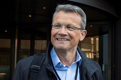 LO Stats leder Egil André Aas sier ja til gjenvalg.