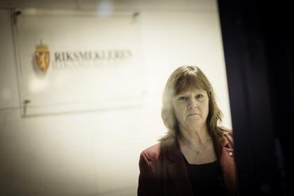 PENSJONSMEKLING: LO Stats nestleder, Lise Olsen, leder Norlandia-meklingen på vegne av Fagforbundet og FO.