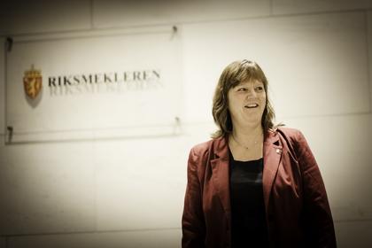 SEIER: Streikefaren er avblåst i Norlandias barnehager. LO Stats nestleder og forhandlingsleder Lise Olsen er strålende fornøyd.