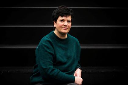Henriette Jevnaker, ny nestleder i LO Stat. Foto: Ole Palmstrøm