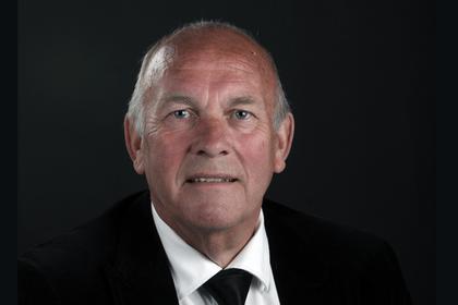 Tidligere leder av LO Stat, Morten Øye