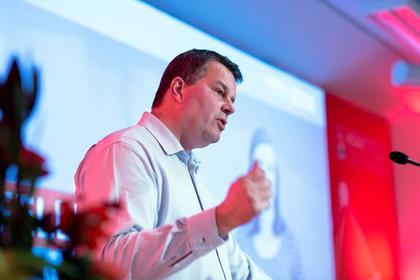 Hans-Christian Gabrielsen på Kartellkonferansen 2018