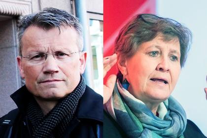 Egil André Aas og Mette Nord
